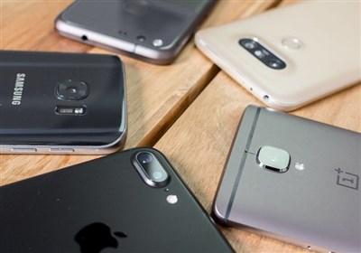 پرفروشترین برندهای گوشیهوشمند در سه ماهه نخست ۲۰۲۱