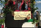 پردیس در لیالی قدر میزبان یک شهید گمنام شد + فیلم