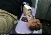 مردم در تعطیلات از اهدای خون غافل نشوند
