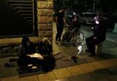 مراسم احیای شب قدر در خیابانهای مشهدمقدس به روایت تصویر