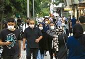 حدود 38 درصد مردم هنوز ماسک نمیزنند!