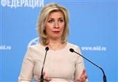 زاخارووا: غربیها جنگ اطلاعاتی-سیاسی علیه روسیه به راه انداختهاند
