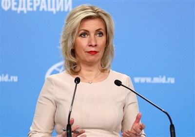 زاخارووا: قابل پیشبینی بودن روسیه طی سالهای اخیر ثابت شده است