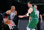 لیگ NBA| شکست وحشتناک اوکلاهماسیتی مقابل ایندیانا/ پیروزی میلیمتری دالاس با درخشش دانچیچ