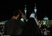 مراسم احیای شب قدر در مسجد مقدس جمکران + تصاویر