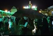 مراسم معنوی لیالی قدر در 10 بقعه متبرکه شهر ری برگزار میشود