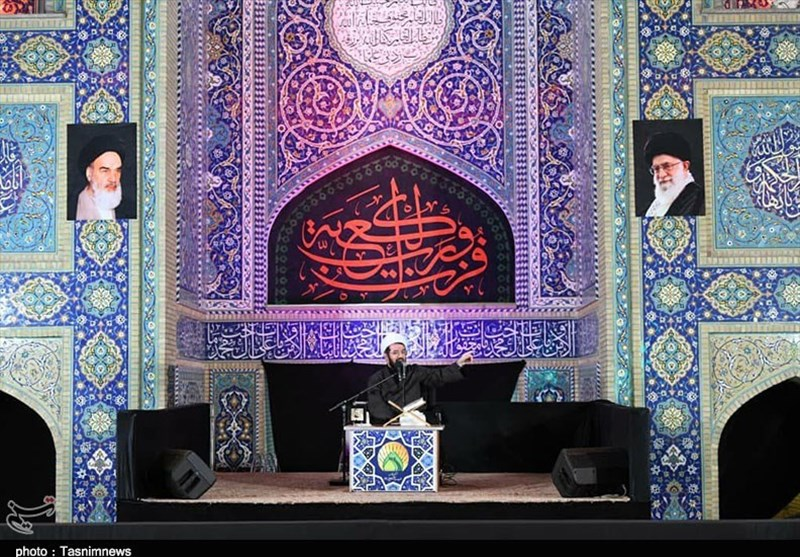 نخستین احیاء در قبله تهران برگزار شد + تصاویر