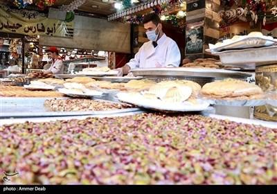 Muslim Families Observe Ramadhan in Syria