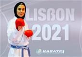 لیگ جهانی کاراته وان لیسبون مدال برنز از دست علیپور افتاد