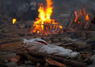 رکوردها در هند شکسته میشوند؛ تلفات کرونا به ۳۷۸۰ نفر در روز رسید