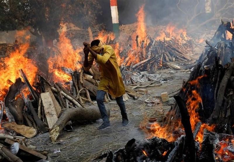 کرونا در هند؛ از بررسی دلایل تا کابوس حال حاضر + تصاویر