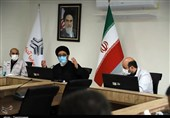 تحریم نمیتواند بر سر راه ملت ایران مانع و بنبست ایجاد کند/بازدید آلهاشم از شرکت سایپا تبریز به مناسبت هفته کارگر+ تصاویر