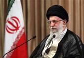 انتقاد صریح امام خامنهای از فایل صوتی ظریف/ برخی حرفها تکرار حرفهای خصمانه دشمن است