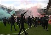 اعتراض هواداران، بازی منچستریونایتد - لیورپول را لغو کرد