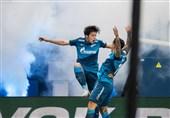 Azmoun Scores Hat-Trick As Zenit Wins RPL Title