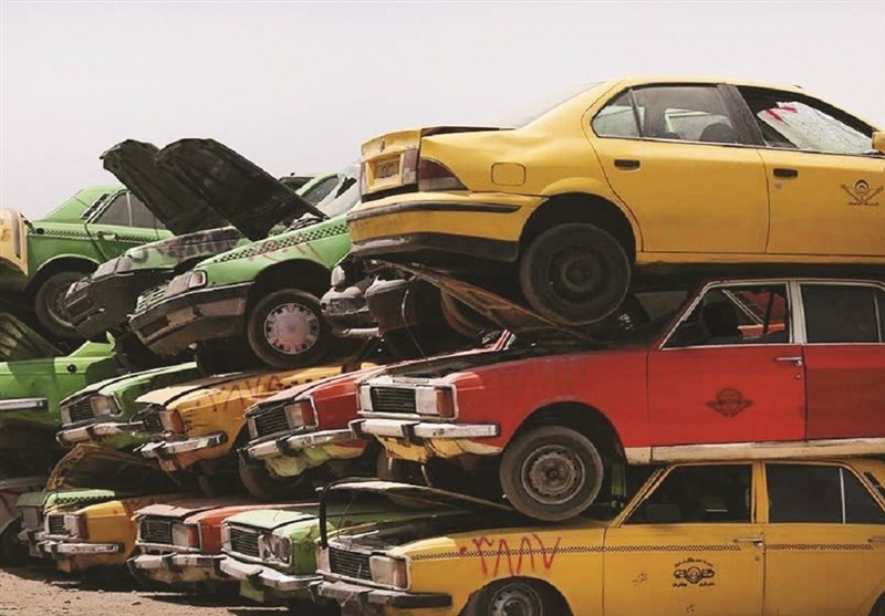 نوسازی 9 هزار تاکسی فرسوده در سال 99/ با افزایش 150 درصدی قیمت خودروهای تاکسی مواجه هستیم