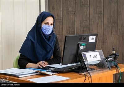 بازدید رئیس کمیسیون بهداشت مجلس از سامانه 6070