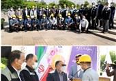 تجلیل از شهدای کارگر و کارگران نمونه در ذوبآهن اصفهان اقتصادی