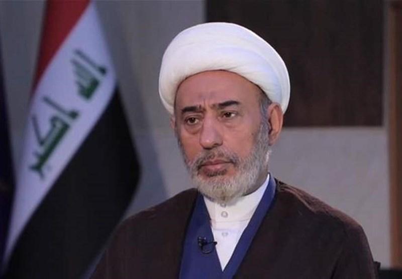 وفاة رئیس الهیأة العامة فی تیار الحکمة الوطنی الشیخ حمید معله