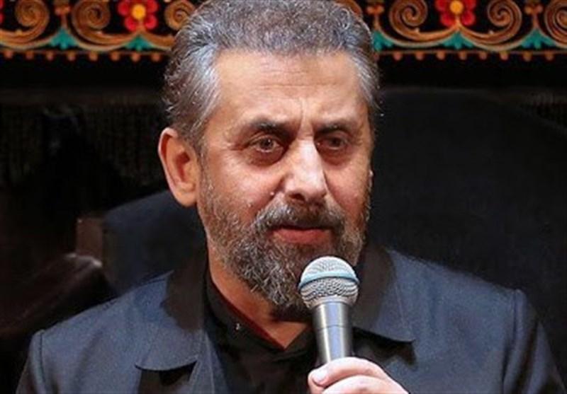 مداحی زیبای حاج احمد واعظی برای اربعین + فیلم