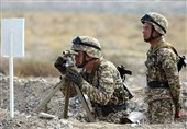 پایان عقبنشینی نظامیان قرقیزستان و تاجیکستان از مرز مشترک دو کشور