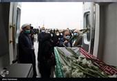 دهمین مدافع سلامت استان هرمزگان آسمانی شد