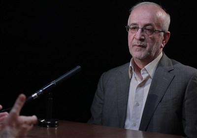 حسن سبحانی برای انتخابات ۱۴۰۰ اسم نوشت
