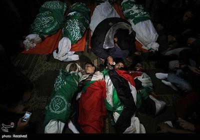 مبارزه جنبشهای مقاومتی مردم فلسطین در برابر خشونتهای رژیم صهیونیستی