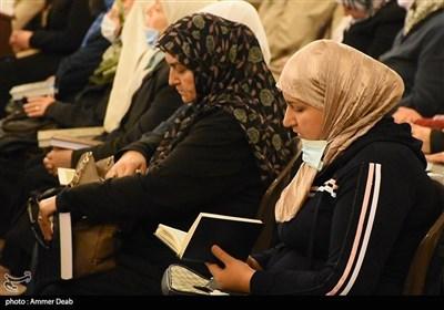 شهر رمضان المبارک فی سوریا
