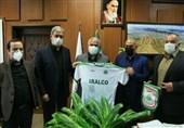 منصوریان با شهردار اراک دیدار کرد