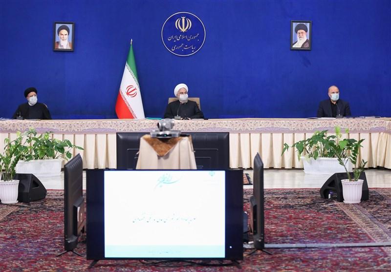 جلسه شورای عالی هماهنگی سران قوا برگزار شد