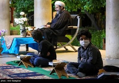 ویژه برنامه تلویزیونی دولت قرآن در حافظیه شیراز