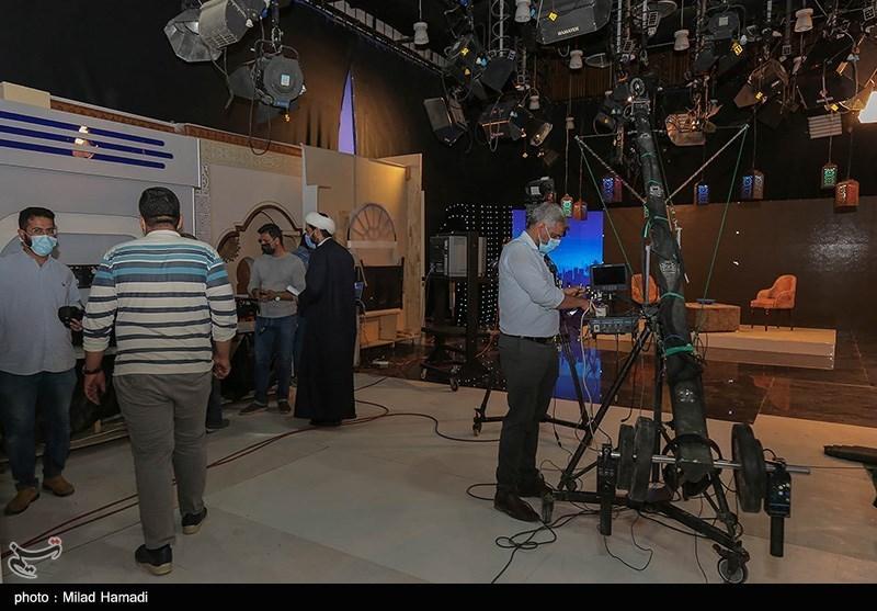 پشت صحنه برنامه روشنیهای شهر - خوزستان