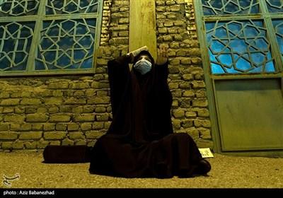 مراسم احیای شب بیست و یکم ماه رمضان در لرستان