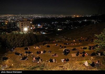 مراسم احیای شب بیست ویکم ماه رمضان در کهف الشهدای تهران