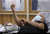 کرونا اهدای خون را 30 درصد کاهش داد؛ فعالیت مرکز اهدای خون شهرری تا 1 بامداد در سومین شب قدر
