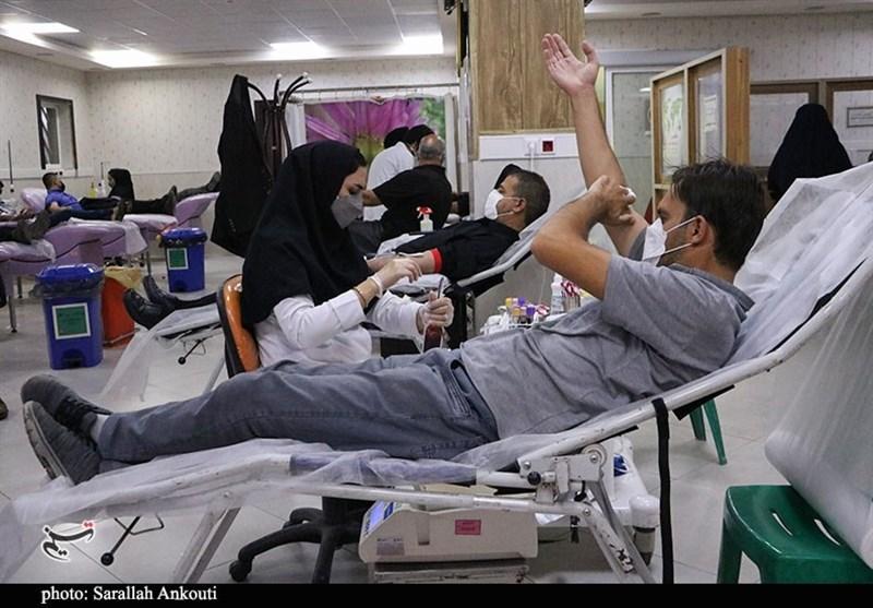استان کرمان , اهدای خون , امام علی (ع) , شبهای قدر , ماه رمضان ,