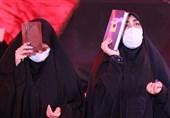 برگزاری مراسم شب قدر در بهشت زهرا(س)+ فیلم و تصاویر