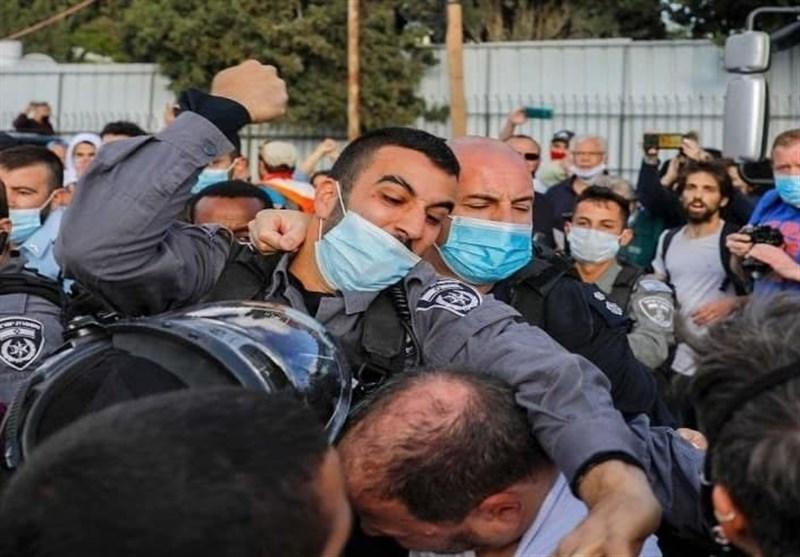 سرکوب اهالی «شیخ جراح» و یورش به «عقربا» /هشدار گروههای مقاومت به سران صهیونیست:«حماقت نکنید»