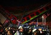 ارتفاع حصیلة ضحایا انهیار جسر للقطارات السریعة فی مکسیکو سیتی