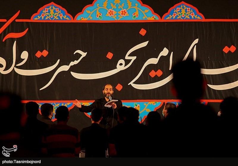 مراسم احیاء شب ۲۱ ماه مبارک رمضان در بجنورد به روایت تصاویر