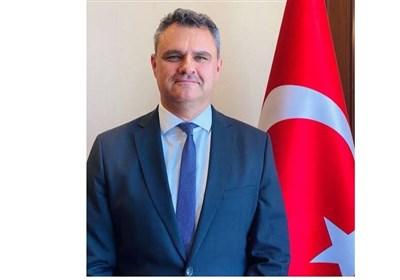 آغاز به کار سفیر جدید ترکیه در امارات