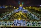 برگزاری احیای شب قدر در دانشگاههای قم از قاب دوربین