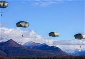 مانور مشترک و گسترده نیروهای نظامی آمریکا در آلاسکا