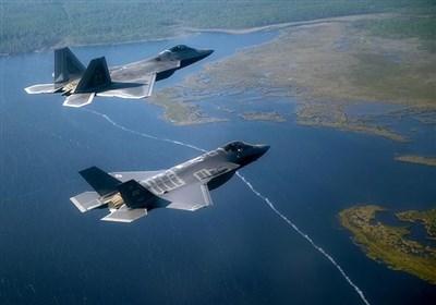 مشارکت جنگندههای آمریکایی در حفاظت از حریم هوایی کشورهای بالتیک