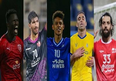 ۳ ایرانی در فهرست نامزدهای کسب عنوان زیباترین گل مرحله گروهی لیگ قهرمانان آسیا