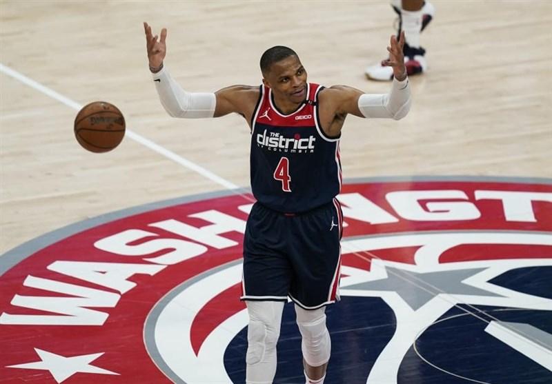 تریپل دابل تاریخی وستبروک در NBA