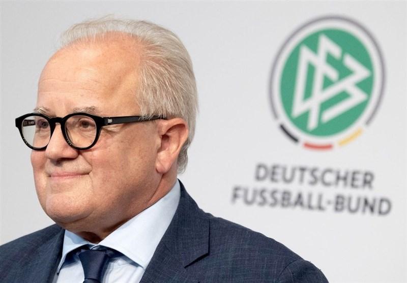 رئیس فدراسیون فوتبال آلمان با یک اظهارنظر فاشیستی در آستانه برکناری قرار گرفت