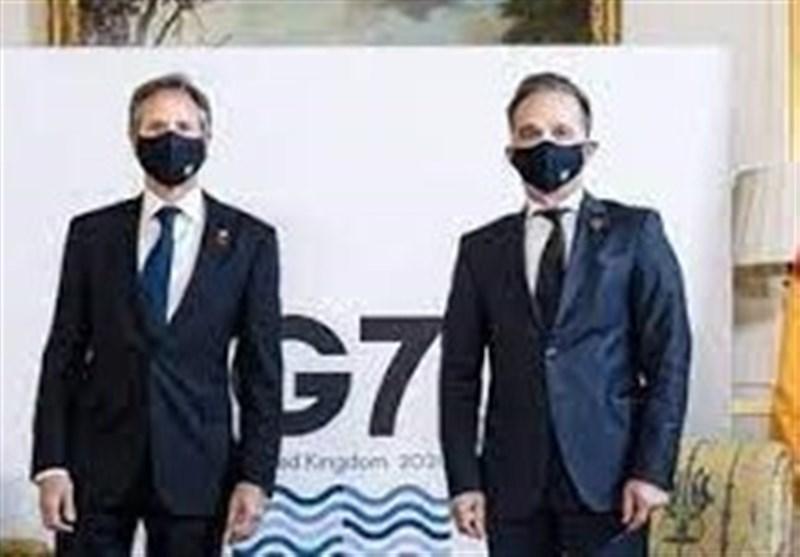 """تداوم مناقشات بین آمریکا و آلمان بر سر پروژه گازی """"نورد استریم 2"""""""