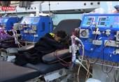 بیماران کلیوی یمن؛ روایت نارسایی جسمی ناشی از بمباران ائتلاف سعودی/گزارش اختصاصی